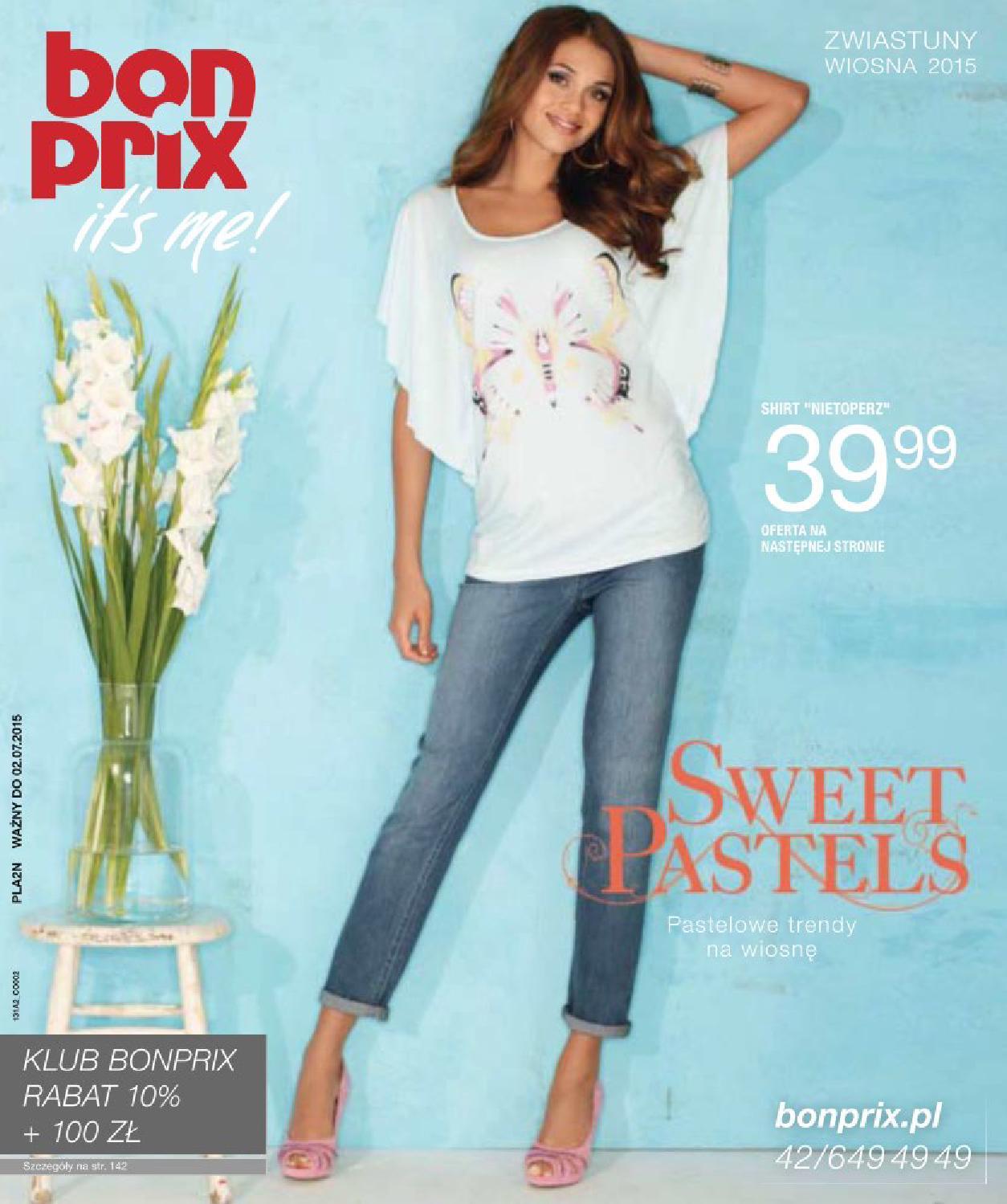 c1a5513be Новый выпуск Bonprix собрал все самые интересные образы и хиты сезона. Мода  от Бонприкс - это одежда со вкусом и для любого повода. Непринужденная  джинсовая ...
